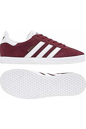 adidas Gazelle, Unisex Kids' Low-Top Sneakers , (Buruni / Ftwbla / Ftwbla 000)