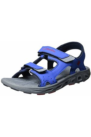 Columbia Boy's Sandals, YOUTH TECHSUN VENT, (Stormy / Mountain )