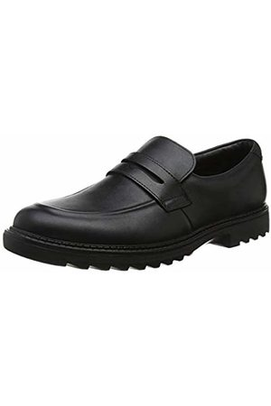 Clarks Baby Boys' Asher Stride Loafers, ( Leather-)