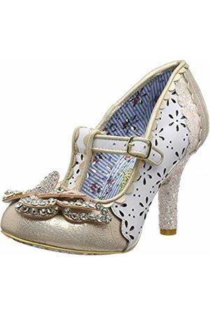 Irregular Choice Women's Papillon Wedding Shoes, ( Dark)