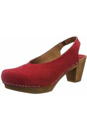 Sanita Women's Lenna Square Flex Sandal Closed Toe