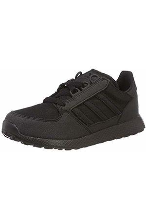 adidas Unisex Kids' Forest Grove C Gymnastics Shoes, Nero Core