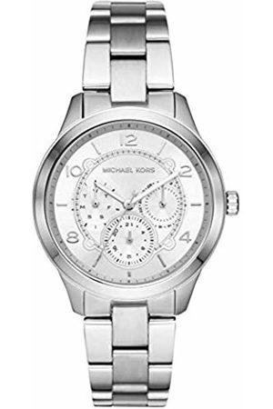 Michael Kors Womens Analogue Quartz Watch with Stainless Steel Strap MK6587