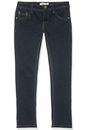 Name it Boy's Nkmrobin Dnmthayer 3157 SWE Pant Noos Jeans, Dark Denim