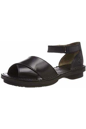 Fly London Women's FIOL475FLY Ankle Strap Sandals, ( Sole) 000