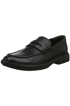 FitFlop Men's Irving Boat Shoes, ( 001)