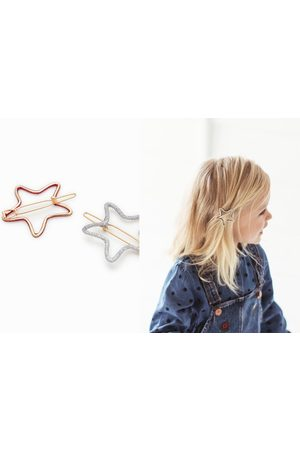 Zara Pack of two star hair clips