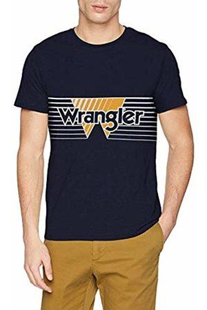 Wrangler Men's Ss Graphic Tee T-Shirt
