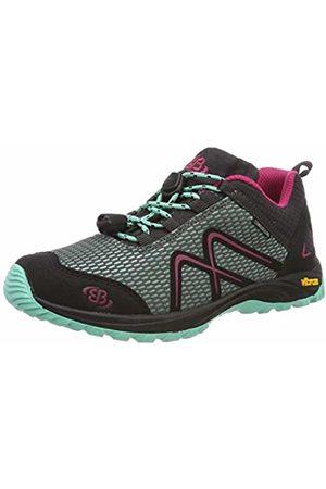 Bruetting Girls'' Guide Low Rise Hiking Shoes (Türkis/Schwarz/ )