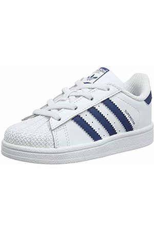 huge discount 32266 09e4a adidas Unisex Kids  Superstar El I Fitness Shoes FTW Bla Marley 000