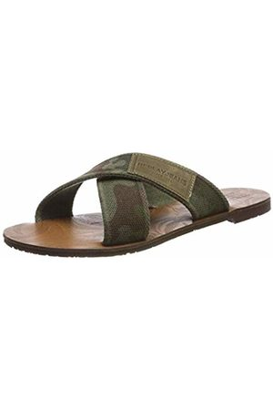 Replay Men's's Randwik Mules (Camo 765) 8.5/9 UK