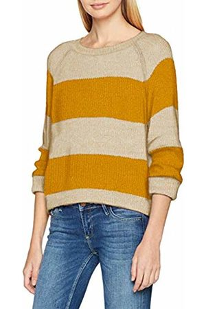 Only Women's Onlmalone Stripe L/s Pullover Cc KNT Jumper