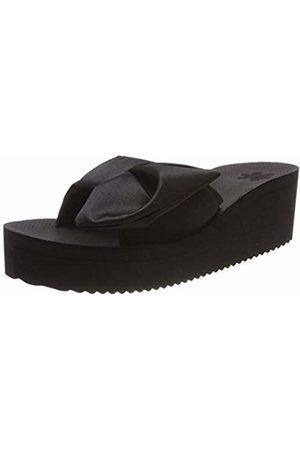 flip*flop Women's's poolwedge Wing Platform Sandals