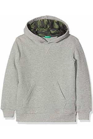 Benetton Boy's Sweater W/Hood Jumper