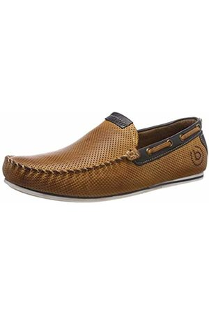 Bugatti Men's's 321704681010 Loafers (Cognac/Dark 6341) 9.5 UK