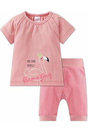 Schiesser Girls' Baby Anzug 2-teilig Pyjama Set