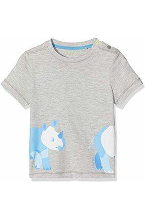 Esprit Kids Baby Boys' T-Shirt Ls Long Sleeve Top Heather 223