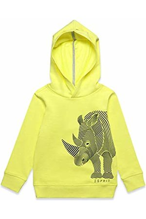 Esprit Kids Boys Sweatshirt Gelb (Lemon Drop 710)