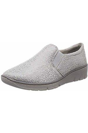 Jana Women's 8-8-24701-22 Loafers, (Lt. 204)