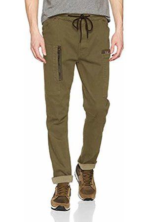 G-Star Men's's Powel Slim Trainer Sports Trousers (Dk Shamrock A791-7159) W36/L32 (Size: 36W/ 32L)