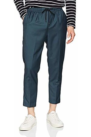 New Look Men's Piped Pull On 6097804 Trousers