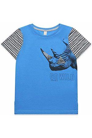 Esprit Kids Boy's T-Shirt Ss Azur 443