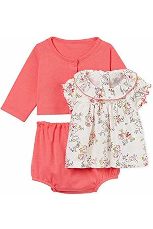 Petit Bateau Baby Girls' Lot Balexa Footies