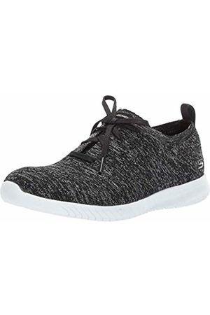Skechers Women's Wave-LITE-ON My Level Trainers, ( BKW)