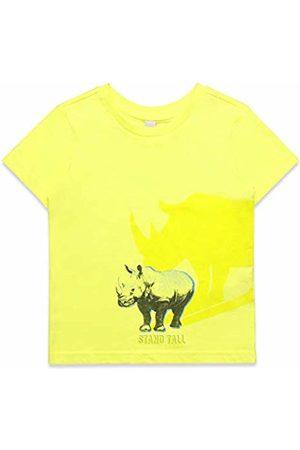 Esprit Kids Boys' T-Shirt SS Gelb (Lemon Drop 710)
