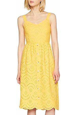 New Look Women's Broderie Button Front 6147685 Dress
