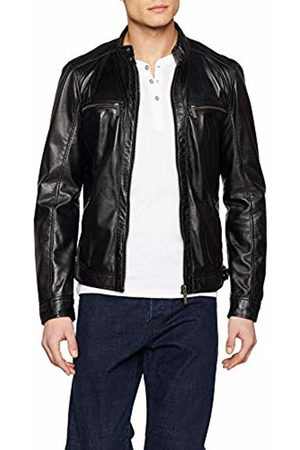 Oakwood Men's's Steven Jacket (Noir 0501) Small
