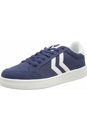 Hummel Unisex Adults' Nassau Low-Top Sneakers ( Iris 1009) 4 UK
