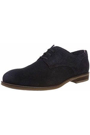 Tommy Hilfiger Men's's Dress Casual Suede Shoe Oxfords (Midnight 403) 10 UK