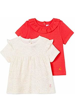 Petit Bateau Baby Girls' Lot Ts Ais Kniited Tank Top