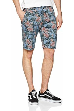 Pepe Jeans Men's Mc Queen Short Floral Swim (Dazed 516)