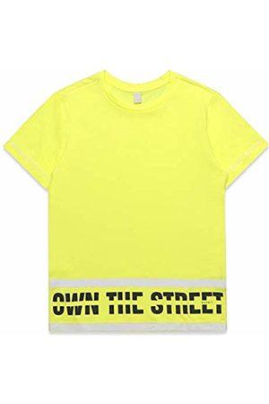 Esprit Kids Boy's T-Shirt Ss (Lemon Drop 710)