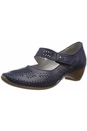 Jana Women's's 8-8-24310-22 Loafers (Denim 802) 7.5 UK