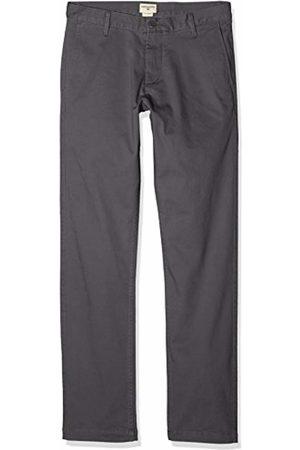 Dockers Men's BIC PACIFIC WASHED KHAKI SLIM TAPERED - STRETCH TWILL Trouser, (BURMA )