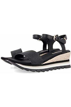 Gioseppo Women's 47694 Open Toe Sandals, Negro