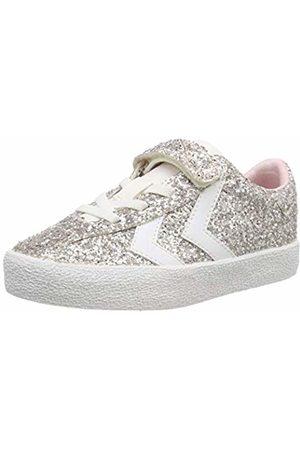Hummel Girls' Diamant Glitter Jr Low-Top Sneakers