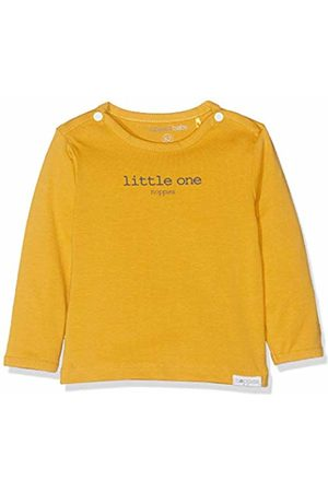 Noppies Baby U Tee Ls Hester Text T-Shirt Honey C036