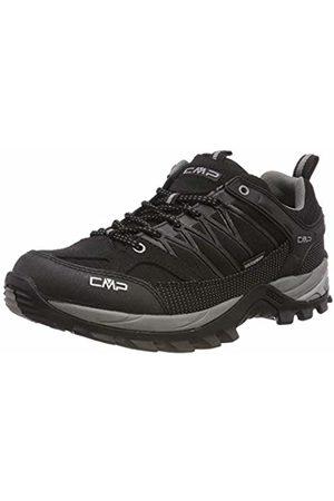 CMP Men's Rigel Low Rise Hiking Shoes, (Negro- 73uc)