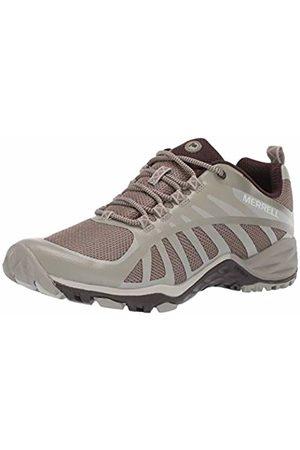 Merrell Women's Siren Edge Q2 Low Rise Shoes, Aluminum