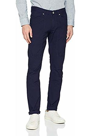 Jeckerson Men's's 5pkts Patch Slim Trouser (Blu 4102) 10 (Size: 29)