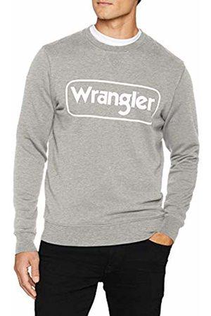 Wrangler Men's Logo Crew Sweatshirt