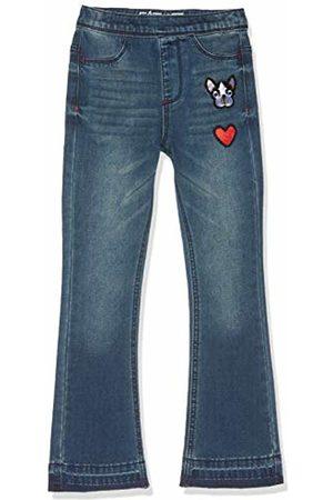 Sanetta Girl's Trousers Denim Jeans, (Fancy 9576)