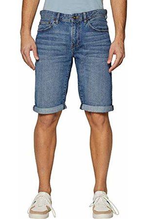 Esprit Men's 999CC2C804 Shorts, ( Medium Wash 902)