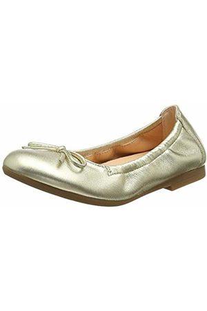 unisa Girls' Cresy_19_LMT Ballet Flats, Platino
