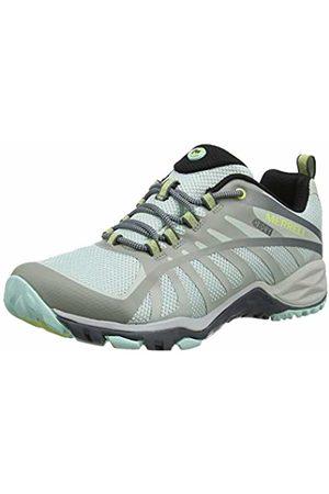 Merrell Women's Siren Edge Q2 Waterproof Low Rise Hiking Boots, Paloma/Aqua