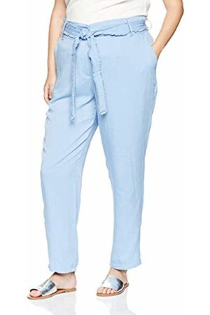 STUDIO UNTOLD Women's Hose mit Rüschenbindeband Boyfriend Jeans